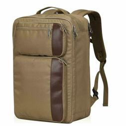 3 in 1 Cabin Size Carry on Backpack Convertible 30L Travel B