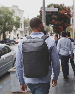 30% OFF! NEW   PACSAFE VIBE 28 ANTI THEFT BACKPACK, GRANITE