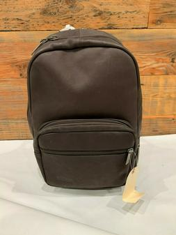 $400 Kenneth Cole Reaction Ahead Of The Pack Backpack Brown