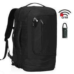 Hynes Eagle 42L Carry on Backpack Travel Luggage Bags with R