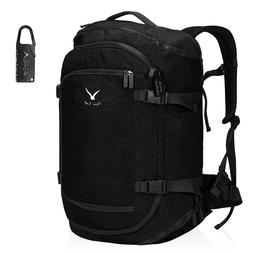 Hynes Eagle 22in 45L Travel Backpack Flight Approved Carry o
