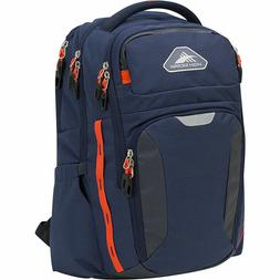 autry laptop backpack blue business and school