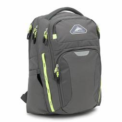 High Sierra Autry Laptop Backpack Gray Color Business & Scho