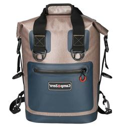 Camp-Zero Carry All Backpack Cooler
