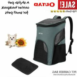 Carrier Breathable Carry Cat Dog Pet Travel Portable Ultra-s