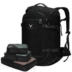 carry on travel backpack flight approved luggage