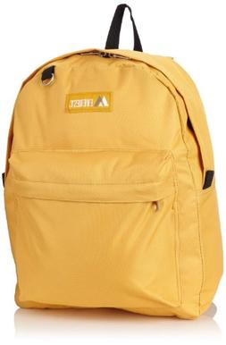 Everest Classic Backpack Yellow - Everest Everyday Backpacks