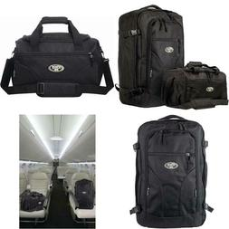 Extreme Pak 22-Inch Carry-On Bag/Backpack With Additional 15