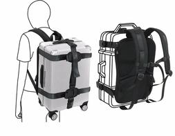 Hardcase / Carry On Trolley Luggage Backpack Conversion Syst