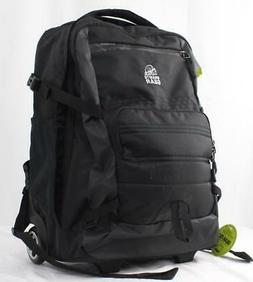 GRANITE GEAR HAULSTED WHEELED CARRY ON BACKPACK 1000033 BLAC
