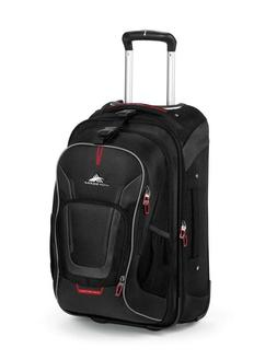 High Sierra At7 Carry-On Wheeled Backpack With Removable Day