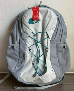 "THE NORTH FACE Jester Women's Backpack 15""  Gray Green"