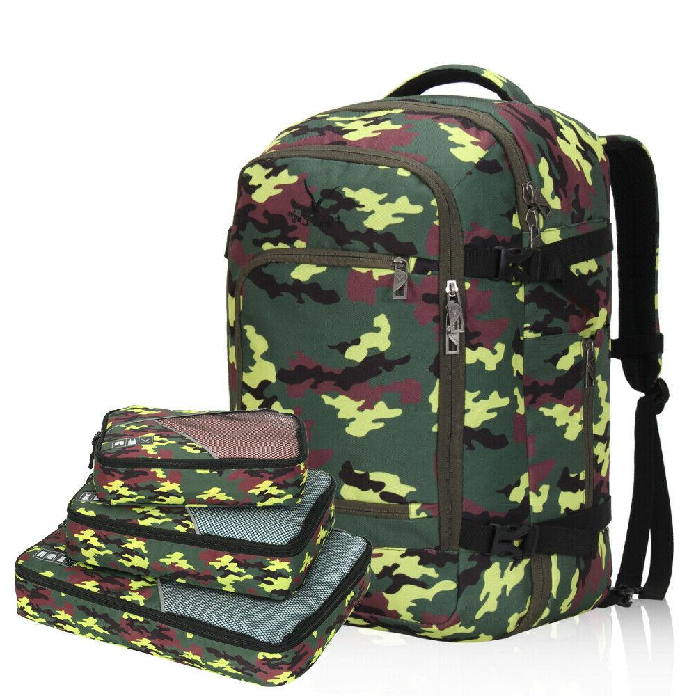 40l flight approved carry on travel backpack