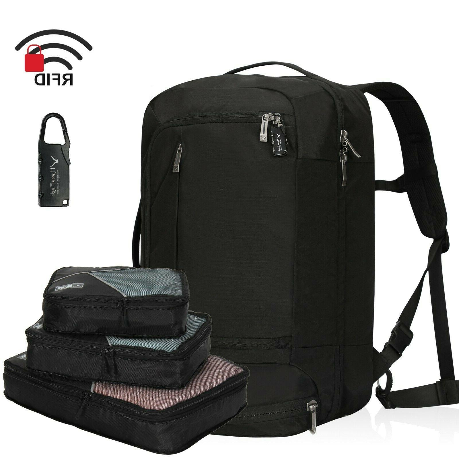 42l carry on backpack cabin approved suitcase