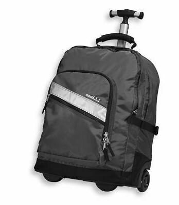 ll bean rolling deluxe book pack t