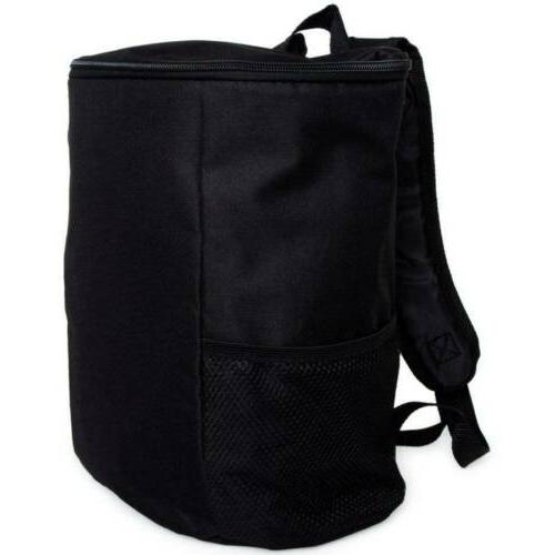 new cooler backpack with 12 can capacity