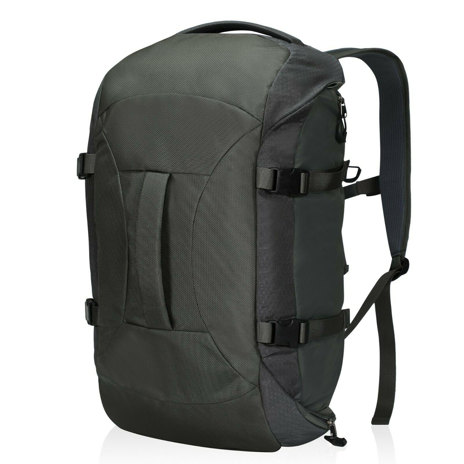 travel backpack 4 way duffel carry on