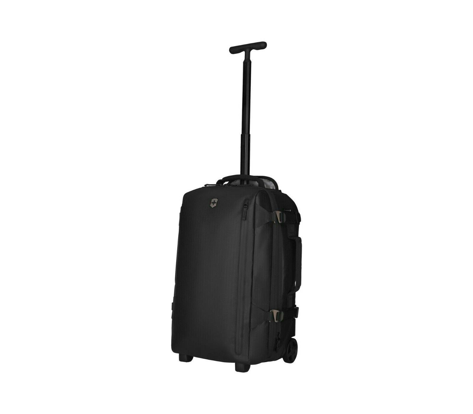 vx touring coated canvas carry on