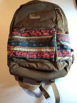 Matching Bohemian Pattern 2 Pc. Set Backpack And Ipad Carry