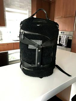 NWOT GIVENCHY Duffel Backpack Black Sheep