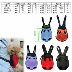 Outdoor Pets Carry Backpack Puppy Dogs Bag Travel Backpack D