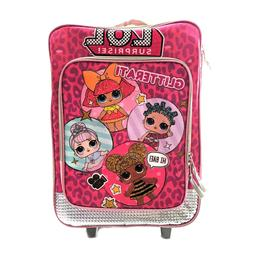 LOL Surprise! Travel Luggage girls Suitcase Carry on for Vac