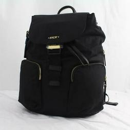 TUMI VOYAGEUR RIVAS CARRY ON BACKPACK 196311 BLACK