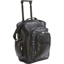 Wheel Backpack Rolling Carry On Travel Luggage Wheeled Schoo